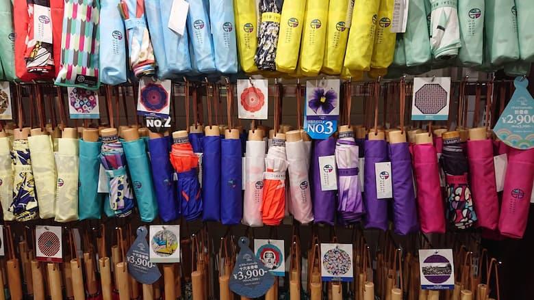 和傘屋 HOKUSAI GRAPHICS|インテリア