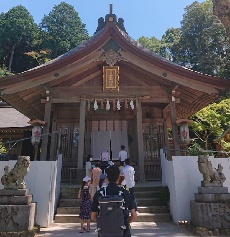 宝満宮 竈門神社(かまどじんじゃ)|神社
